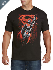 Superman Krypton's Living Legacy Graphic Tee