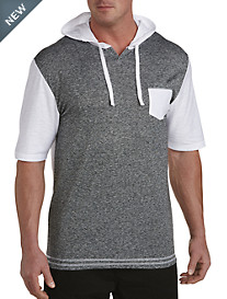 PX Clothing Colorblock Hoodie