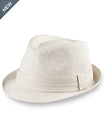 New York Accessory Solid Fedora
