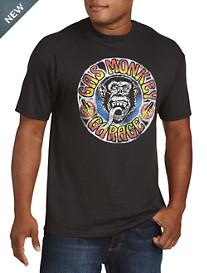 Gas Monkey Grateful Garage Graphic Tee