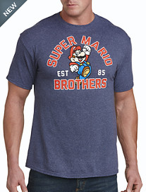Super Mario Bros.™ Mario Academy Graphic Tee