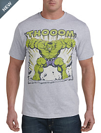 The Incredible Hulk Thoom Graphic Tee