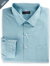 Synrgy™ Diamond Dobby Performance Dress Shirt