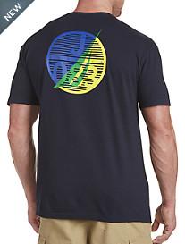 Nautica® Stripe Circle Tee