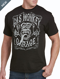 Vintage Gas Monkey Graphic Tee