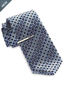 Gold Series® Medium Circle Medallion Tie