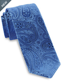 Geoffrey Beene® Sunflower Paisley Tie