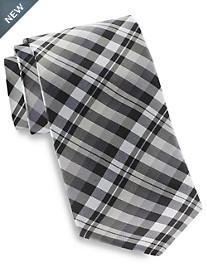 Geoffrey Beene® Gleeful Plaid Tie