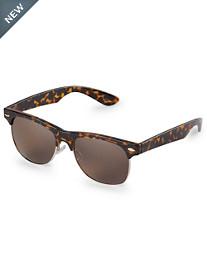 True Nation® Met Retro Sunglasses