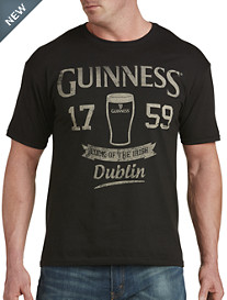 Guinness® Clover Luck Graphic Tee