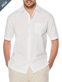 Cubavera® Seersucker Sport Shirt