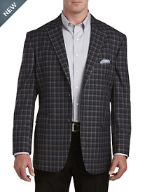 Oak Hill® Grid Sport Coat