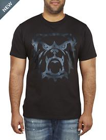 MVP Collections Bulldog Graphic Tee