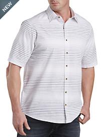 True Nation® Stripe Sport Shirt