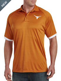 Collegiate University of Texas Performance Polo
