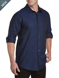 True Nation® Chambray Sport Shirt