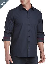 Synrgy™ Circle-Print Sport Shirt