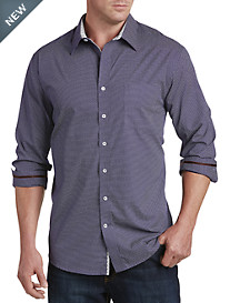Synrgy™ Geometric Print Sport Shirt