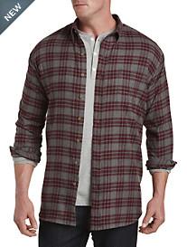Harbor Bay® Medium Plaid Flannel Shirt