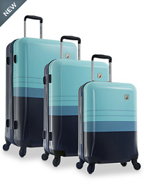 Nautica® 3-Piece Hardside Luggage Set