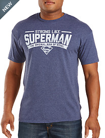 Strong Like Superman Graphic Tee