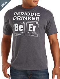 Periodic Beer Graphic Tee