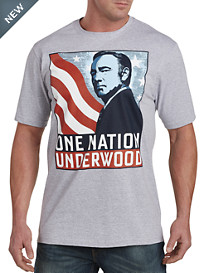 One Nation Underwood Graphic Tee