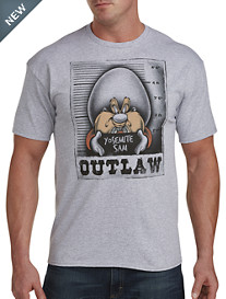 Yosemite Sam Outlaw Graphic Tee