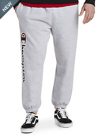 Champion® High-Density Script Pants