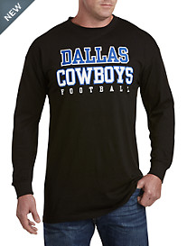 NFL Dallas Cowboys Long-Sleeve Tee