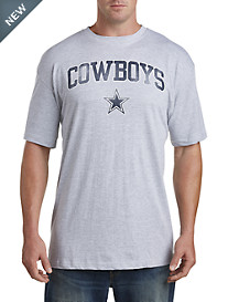 NFL 2017 Dallas Cowboys Heather Tee