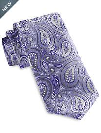 Synrgy™ Tight Tonal Paisley Tie