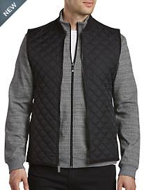 Perry Ellis® Quilt-Front Vest