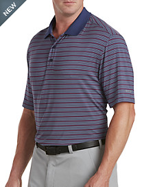Reebok Speedwick Multi-Detailed Stripe Polo