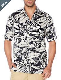 Cubavera® Tropical Linen Sport Shirt