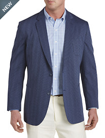 Jean-Paul Germain Stripe Cotton-Blend Sport Coat