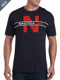 Nautica® Heritage Graphic Tee