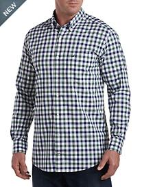 Nautica® Gingham Stretch Sport Shirt