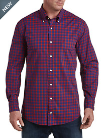 Nautica® Check Stretch Poplin Sport Shirt