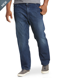 Nautica® Straight-Fit Pure Bay Wash Jeans