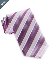 Geoffrey Beene® Up and Down Stripe Tie