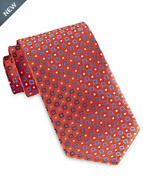 Geoffrey Beene® Small Diamond Neat Tie