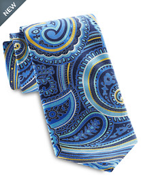Geoffrey Beene® The Paisley Season Tie