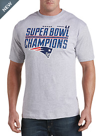 NFL Super Bowl New England Patriots Champ Time Tee