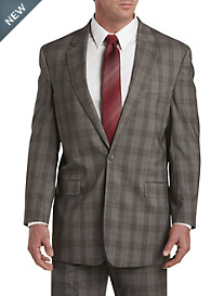 Geoffrey Beene® Plaid Suit Jacket