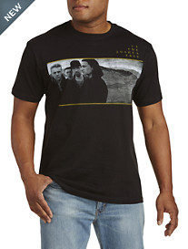 U2 Joshua Tree Graphic Tee