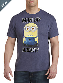 Minion Monday Graphic Tee
