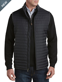 Oak Hill® Quilted-Front Vest