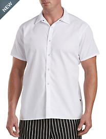 Red Kap® Spun Polyester Long Cook Shirt