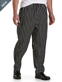Red Kap® Elastic-Waist Chef Pants
